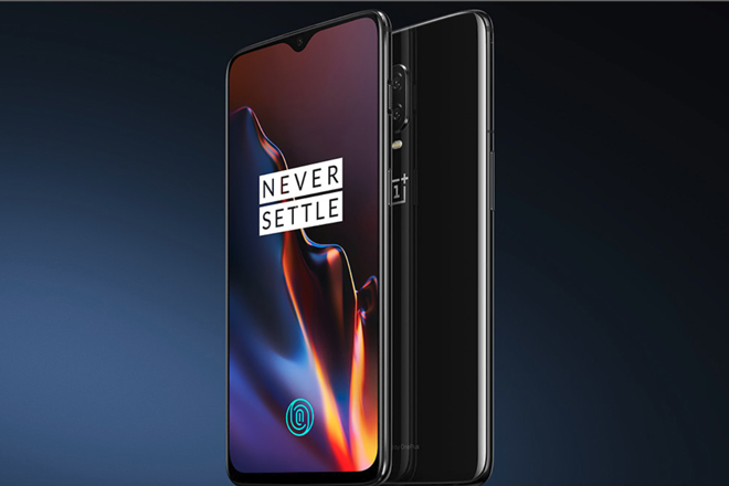 "chinh thuc: oneplus 6t trinh lang, ap dao ""con bao"" iphone xr hinh anh 9"