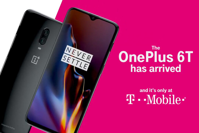 "chinh thuc: oneplus 6t trinh lang, ap dao ""con bao"" iphone xr hinh anh 2"