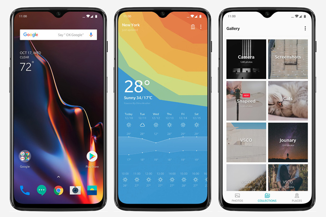 "chinh thuc: oneplus 6t trinh lang, ap dao ""con bao"" iphone xr hinh anh 5"