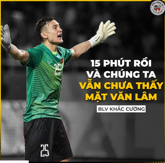 "anh che aff cup 2018: van lam... ""dong phim mat tich"" hinh anh 1"