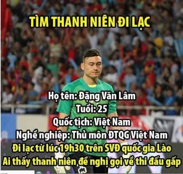 "anh che aff cup 2018: van lam... ""dong phim mat tich"" hinh anh 2"