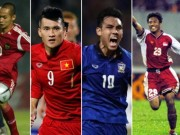 "The thao - 5 ""co may huy diet"" dang so nhat AFF Cup: Malaysia 'hit khoi' Viet Nam"