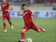 The thao - TIeT Lo: Tuyen thu Viet Nam tung mat toi... 50 trieu tien ve AFF Cup