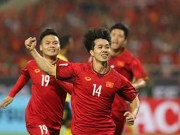 The thao - Ket qua AFF Cup 2018: Cong Phuong ruc sang, Viet Nam ha guc Malaysia