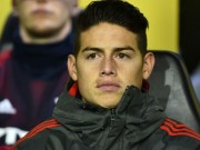 The thao - SoC: Arsenal chuan bi so tien dien ro hoi mua James Rodriguez