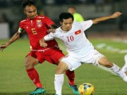 The thao - Hom nay (18h30, 20.11), Viet Nam vs Myanmar:  Giu doi chan tren mat dat!