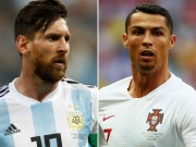 SoC: Ca Messi lan Ronaldo deu khong co ten trong top 3 Qua Bong Vang 2018