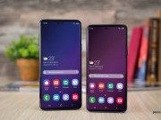 Galaxy S10 se quay lai voi man hinh phang, co 5,8 inch