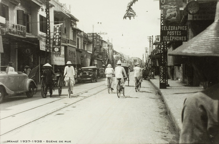 hinh anh it nguoi biet ve ha noi nam 1937-1938 hinh anh 1