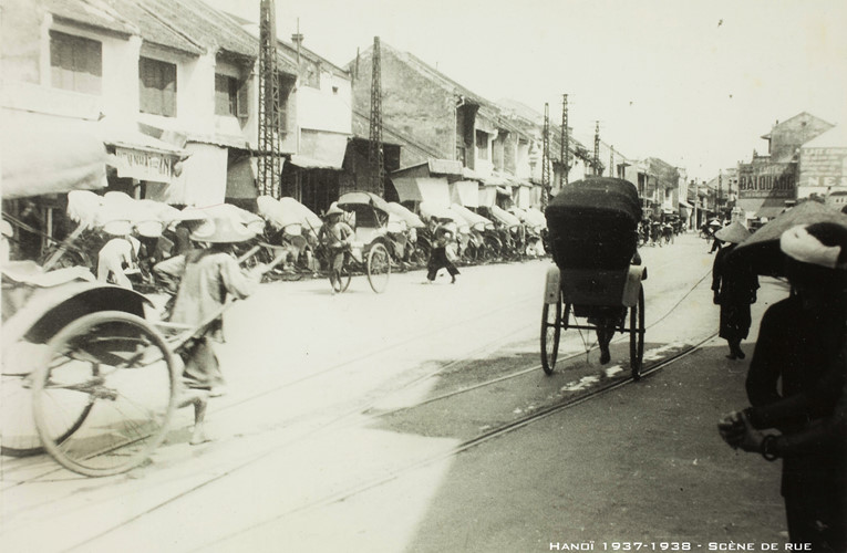 hinh anh it nguoi biet ve ha noi nam 1937-1938 hinh anh 2