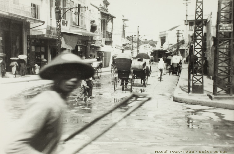 hinh anh it nguoi biet ve ha noi nam 1937-1938 hinh anh 3