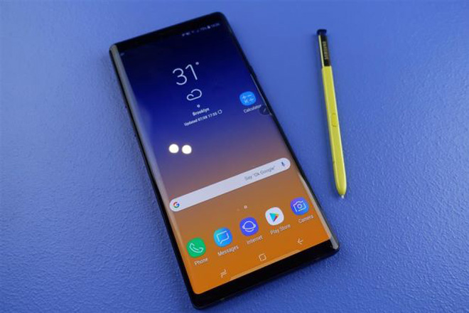 hot: galaxy note 9 giam ky luc 5,5 trieu dong hinh anh 2