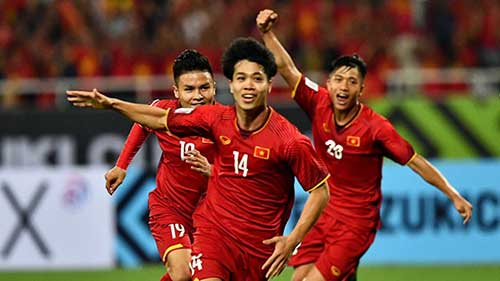 chung ket luot di aff cup 2018, malaysia vs viet nam (19h45): the hien ban linh hinh anh 1