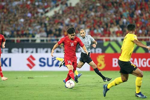 chung ket luot di aff cup 2018, malaysia vs viet nam (19h45): the hien ban linh hinh anh 2