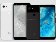 Lo video 360 do Pixel 3 Lite va Pixel 3 Lite XL