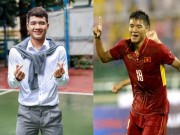 "Vo dich AFF Cup, Ha duc Chinh don tim fan nu khi dien so mi chuan ""soai ca"""