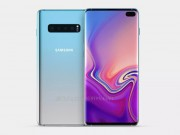 Samsung Galaxy S10+ chi co 3 camera o mat sau