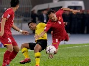 "The thao - AFF Cup: Malaysia he lo bi quyet tao ""dia chan"" truoc dT Viet Nam o My dinh"