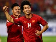 "The thao - AFF Cup: da san nha My dinh, Cong Phuong se lai nhu ""ca gap nuoc""?"