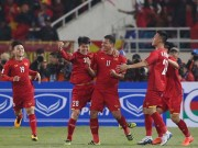 The thao - AFF Cup 2018: Anh duc lap cong, Viet Nam tro thanh tan vuong dong Nam a