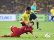 The thao - Cham diem Viet Nam 1-0 Malaysia: Hay nhat la 1 trung ve