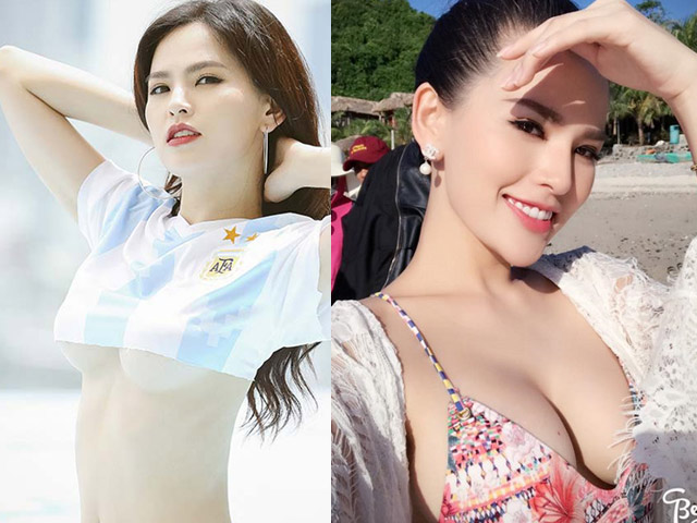 "Video - anh - ""Thanh nu Mi Go"", Elly Tran co vong 1 dep ly tuong nhat showbiz"