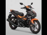 Yamaha Exciter 150 2019 them mau moi, phong cach the thao hon