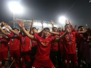"The thao - Vo dich AFF Cup 2018, Viet Nam bo xa ""anh em"" tren BXH FIFA"