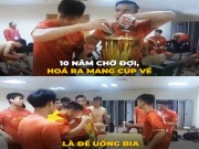 "Video - anh - Tong ket AFF Cup 2018: ""Viet Nam 10 nam cho doi chi de lay cup uong bia"""