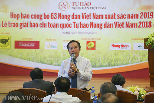 anh: toan canh le trao giai bao chi toan quoc thndvn 2018 - 2019 hinh anh 5