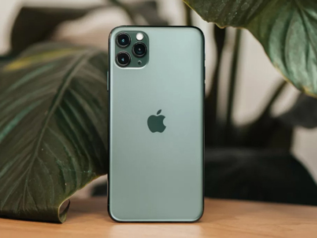 iPhone 11 Pro quay video cực
