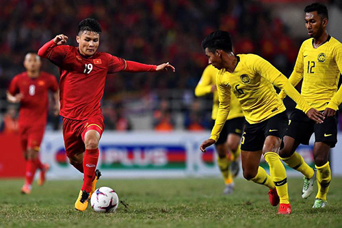 "dt viet nam - dt malaysia (20h, vong loai world cup 2022): thu phuc ""manh ho""! hinh anh 1"