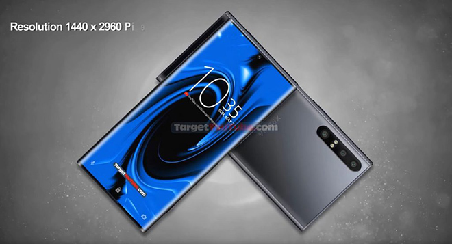 y tuong xperia 11 plus (2020) dam chat ban sao cua galaxy note10 hinh anh 4