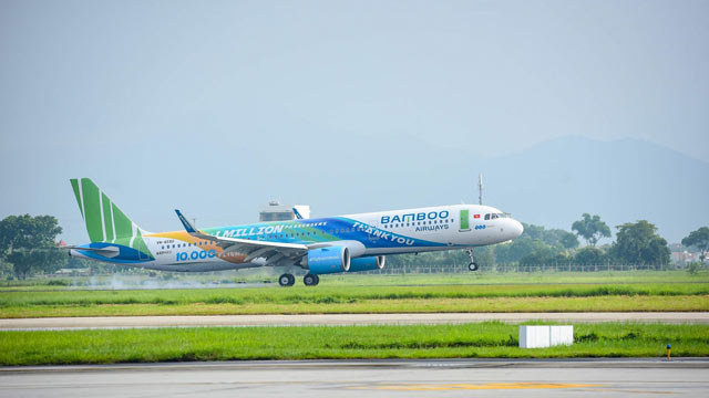 bloomberg: bamboo airways ky vong dat von hoa 1 ty usd sau niem yet hinh anh 1