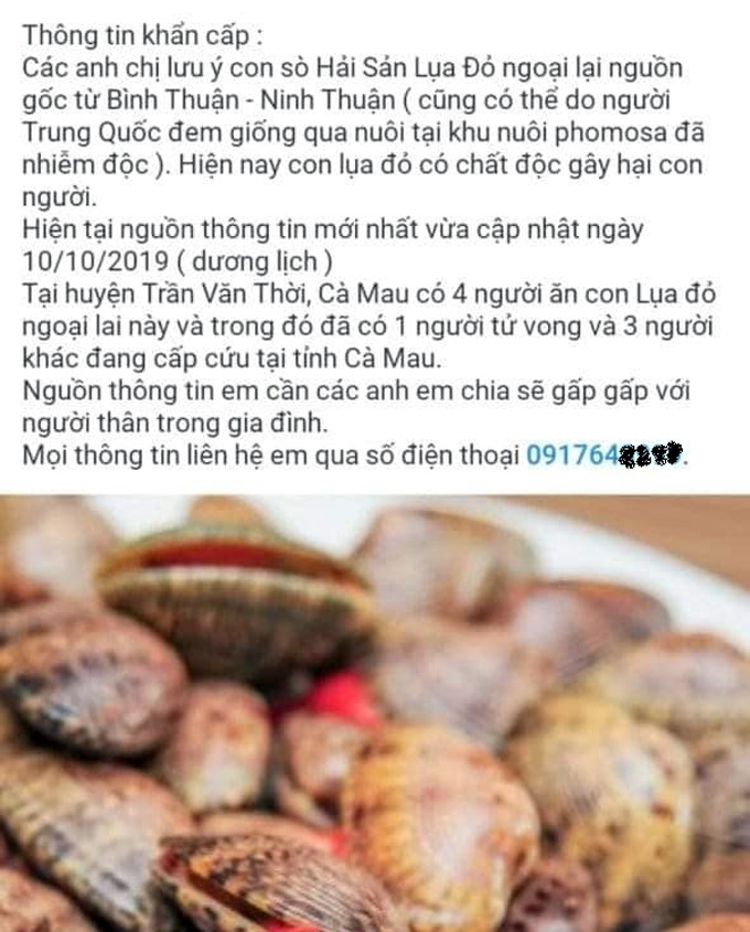 ca mau: thong tin chinh thuc ve tin don an so lua do gay tu vong hinh anh 1