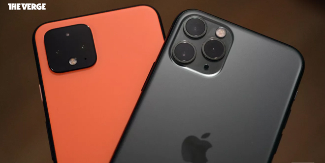 iphone 11 pro da co suc manh camera ngang hang pixel 4 hinh anh 1