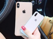 iPhone mini 2 sim 2 song tran lan, gioi tre do xo lung mua