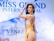 "Song tre - a hau Kieu Loan bi ""choi xau"", chup anh lo dui to, chan ngan tai Miss Grand 2019?"