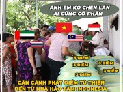anh che: Thua Viet Nam, Indonesia mo  & quot;kho diem & quot; tai vong loai World Cup 2022