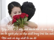 Cuoi ra nuoc mat voi nhung mon qua  & quot;doc & quot; canh may rau tang vo dip 20/10