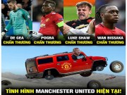 "Media - anh che: MU ""lam nguy"" truoc dai chien Liverpool, Solskjaer bat luc"