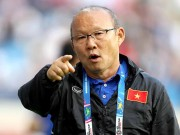 The thao - Tin toi (21/10): Gay soc, ong Park tinh dua 'hang khung' di SEA Games 30