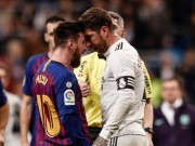 The thao - Bao gio El Clasico luot di La Liga 2019/20 moi co the dien ra?
