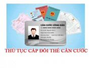 Ban doc - The can cuoc cong dan het han, thu tuc lam lai the nao?
