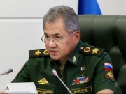 The gioi - dai tuong Shoigu canh bao soc ve chien dich Syria cua Tho Nhi Ky