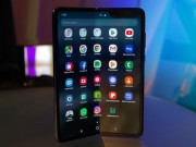 Galaxy Fold da cap nhat them tinh nang tu Galaxy Note 10