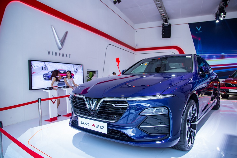 giai ma 'hien tuong' vinfast tai vietnam motor show 2019 hinh anh 15