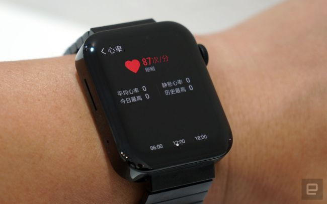 "can canh chiec smartwatch sao chep apple watch ""khong biet di"" hinh anh 11"