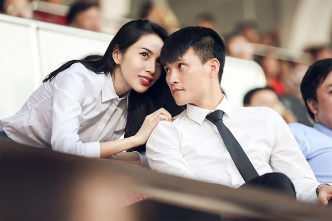 """gia dinh showbiz: thuy tien chia se cach""""vo beo cong vinh de thit"""" hinh anh 1"""