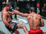 Nhung don knock-out an tuong tai giai dau MMA o Philippines